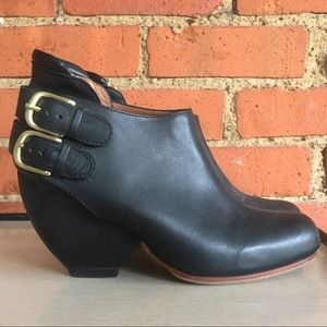 Rachel Comey Barbaro buckle booties